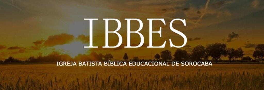 Igreja Batista Bíblica Educacional de Sorocaba-SP